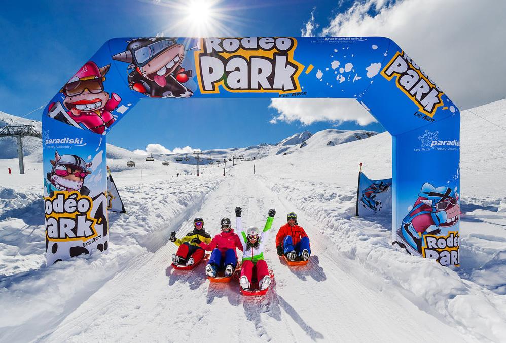 Лез Арк - лучшие европейские горнолыжные курорты 2016-2017 bollesnow.ru