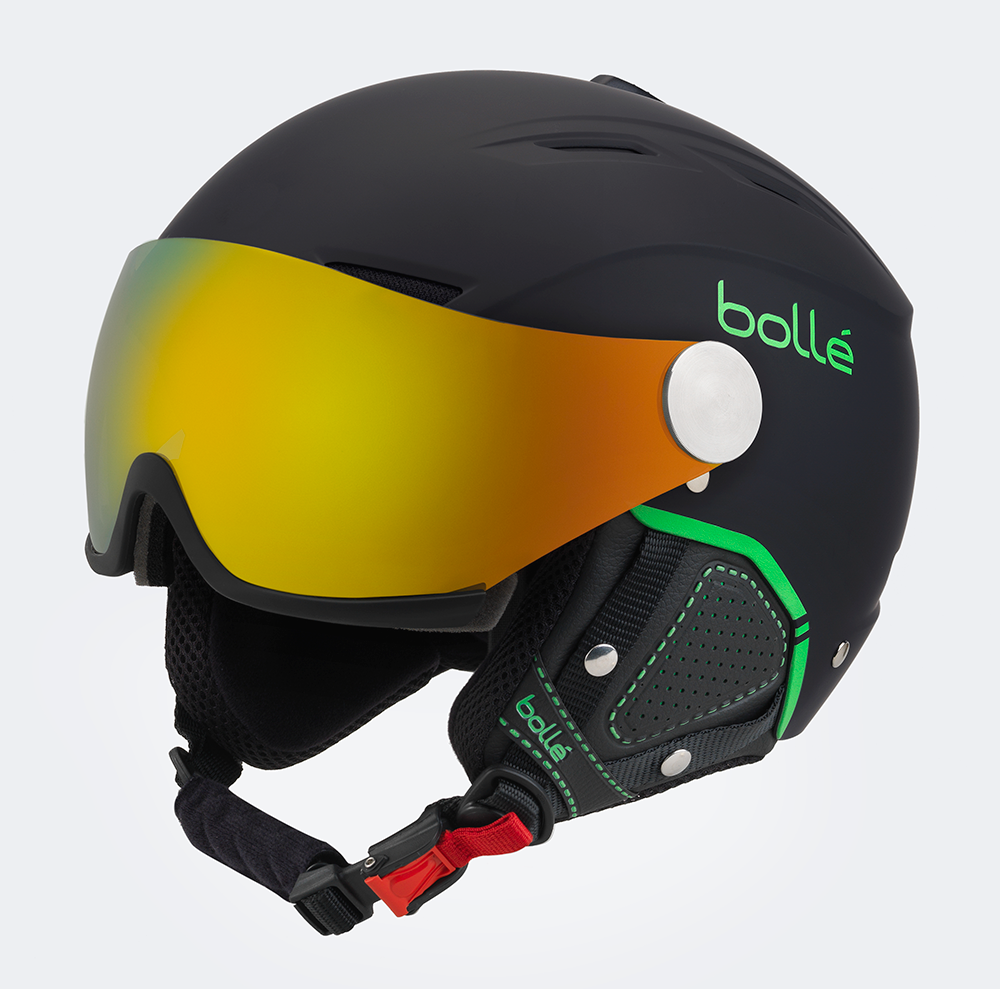 Шлем Горнолыжный Bolle Backline Visor Premium
